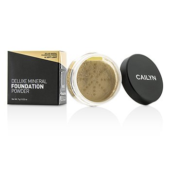 Cailyn Deluxe Mineral Foundation Powder - #02 Soft Light