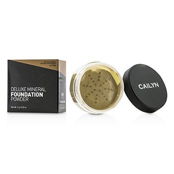Cailyn Deluxe Mineral Foundation Powder - #07 Tan