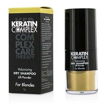 Keratin Complex Care Therapy Volumizing Dry Shampoo Lift Powder - # Blondes
