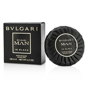 Bvlgari In Black Shaving Soap