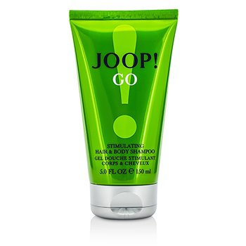 Joop Joop Go Stimulating Hair & Body Shampoo