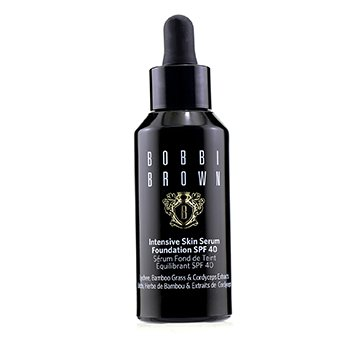 Bobbi Brown Intensive Skin Serum Foundation SPF40 - #02 Sand