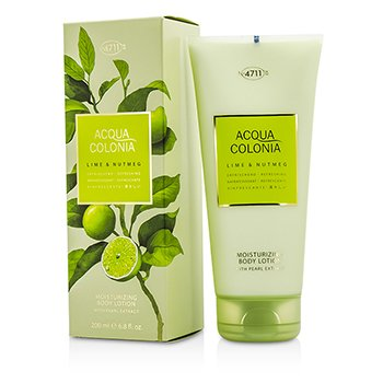 Acqua Colonia Lime & Nutmeg Moisturizing Body Lotion