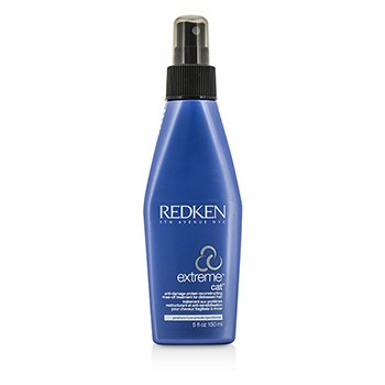 Redken Extreme Cat Anti-Damage Protein Reconstructing Rinse-Off Treatment (For Distressed Hair)