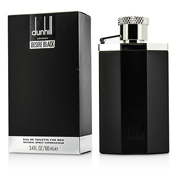 Dunhill Desire Black Eau De Toilette Spray