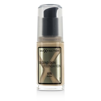 Max Factor Second Skin Foundation - #075 Golden