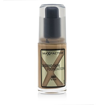 Max Factor Second Skin Foundation - #080 Bronze