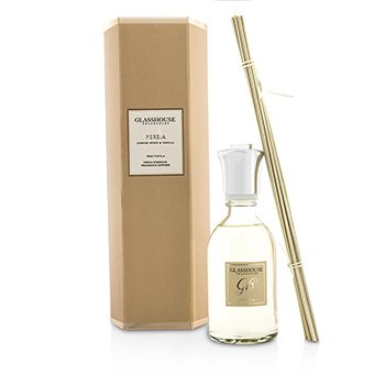 Glasshouse Triple Strength Fragrance Diffuser - Persia (Jasmine Wood & Vanilla)