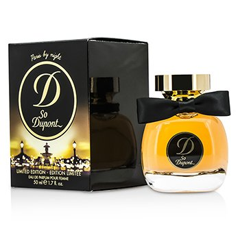 S. T. Dupont So Dupont Paris by Night Eau De Parfum Spray (Limited Edition)