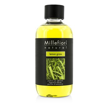 Millefiori Natural Fragrance Diffuser Refill - Lemon Grass