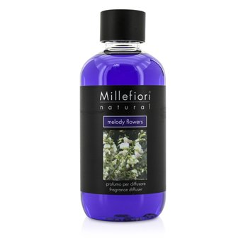 Millefiori Natural Fragrance Diffuser Refill - Melody Flowers