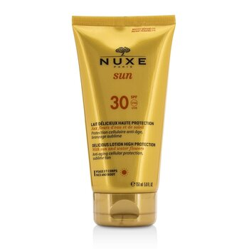 Nuxe Nuxe Sun Delicious Lotion High Protection For Face & Body SPF30