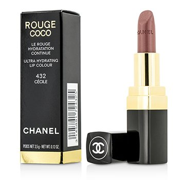 Chanel Rouge Coco Ultra Hydrating Lip Colour - # 432 Cecile 172432