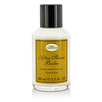 The Art Of Shaving After Shave Balm - Lemon Essential Oil (Unboxed)