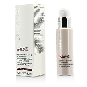 Lancaster Total Age Correction Complete Anti-Aging Retinol-In-Oil