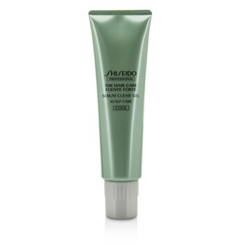 Shiseido The Hair Care Fuente Forte Sebum Clear Gel - # Cool (Scalp Pre-Cleaner)