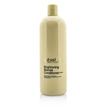 Label M Brightening Blonde Conditioner (Infuses Moisture and Nurtures, Brightens Colour For Glistening Blonde Tones)