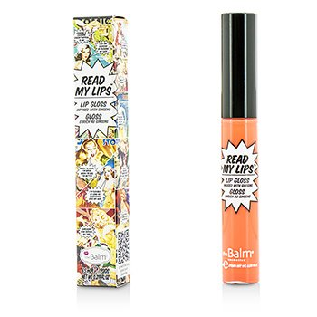 Read My Lips (Lip Gloss Infused With Ginseng) - #Pop!