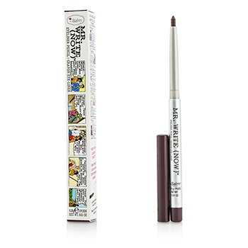 TheBalm Mr. Write Now (Eyeliner Pencil) - #Scott B. Bordeaux