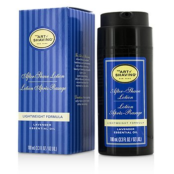 The Art Of Shaving After Shave Lotion - Lavender (For Normal to Oily Skin)