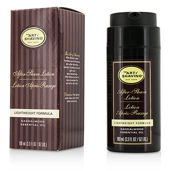 After Shave Lotion - Sandalwood (For Normal to Oily Skin)