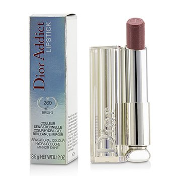Christian Dior Dior Addict Hydra Gel Core Mirror Shine Lipstick - #260 Bright