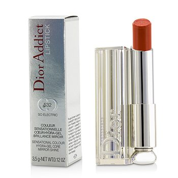 Christian Dior Dior Addict Hydra Gel Core Mirror Shine Lipstick - #532 So Electric