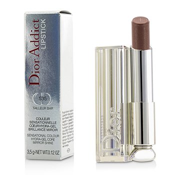 Christian Dior Dior Addict Hydra Gel Core Mirror Shine Lipstick - #535 Tailleur Bar