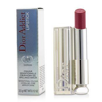 Christian Dior Dior Addict Hydra Gel Core Mirror Shine Lipstick - #578 Diorkiss