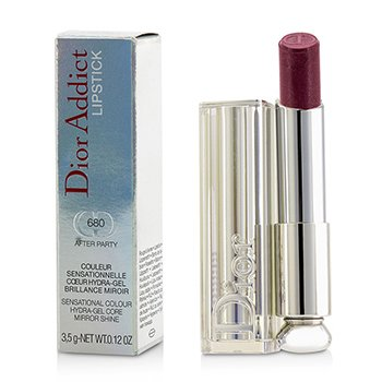 Christian Dior Dior Addict Hydra Gel Core Mirror Shine Lipstick - #680 After Party