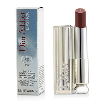 Christian Dior Dior Addict Hydra Gel Core Mirror Shine Lipstick - #722 True