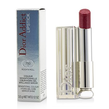Christian Dior Dior Addict Hydra Gel Core Mirror Shine Lipstick - #750 RockN Roll