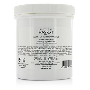 Payot Le Corps Sculpt Ultra Performance Redensifying Firming Body Care - Salon Size