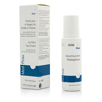 Dr. Hauschka Med Ice Plant Face Cream (For Very Dry, Itchy & Flake Skin)
