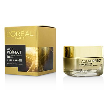 LOreal Age Perfect Restoring Nourishing Day Cream