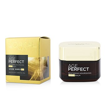 LOreal Age Perfect Restoring Nourishing Night Balm
