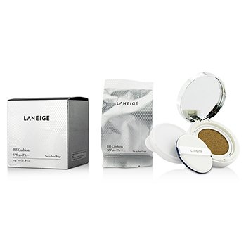 Laneige BB Cushion Foundation SPF 50 With Extra Refill - # No. 23 Sand Beige
