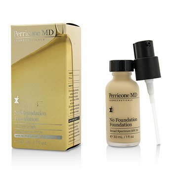 Perricone MD No Foundation Foundation SPF 30 - NO. 1 Fair to Light