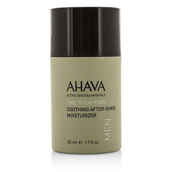 Ahava Time To Energize Soothing After-Shave Moisturizer (Unboxed)