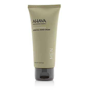 Ahava Time To Energize Mineral Hand Cream (All Skin Type; Unboxed)