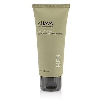 Ahava Time To Energize Exfoliating Cleansing Gel (Unboxed)