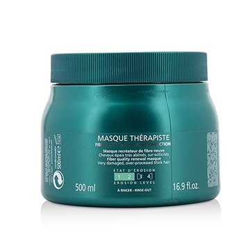 Kerastase Resistance Masque Therapiste Fiber Quality Renewal Masque (For Very Damaged, Over-Processed Thick Hair)