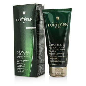 Rene Furterer Absolue Keratine Renewal Shampoo