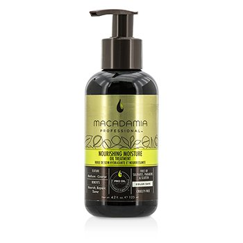 Macadamia Natural Oil Professional Nourishing Moisture Oil Treatment