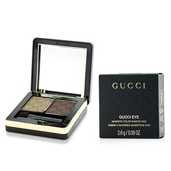 Gucci Magnetic Color Shadow Duo - #060 Fume