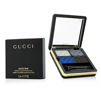 Gucci Magnetic Color Shadow Quad - #100 Ocean Rhapsody