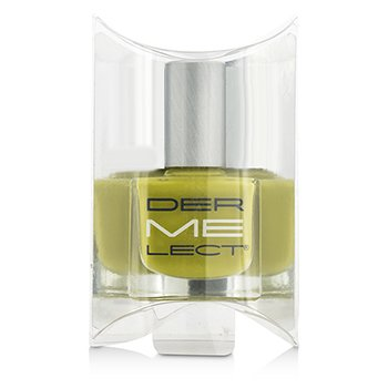 Dermelect ME Nail Lacquers - All The Envy (Bright Chartreuse)