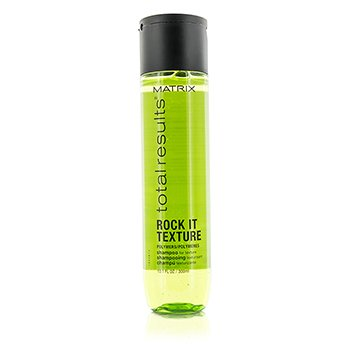 Matrix Total Results Rock It Texture Polymers Shampoo (For Texture)