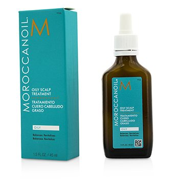 Moroccanoil Oily Scalp Treatment - Oily