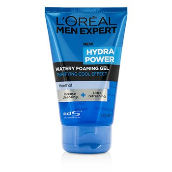LOreal Men Expert Hydra Power Watery Foaming Gel